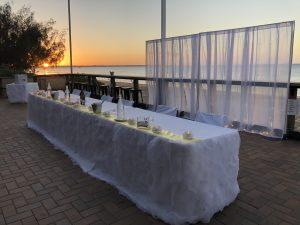 Sunset-Wedding-Reception