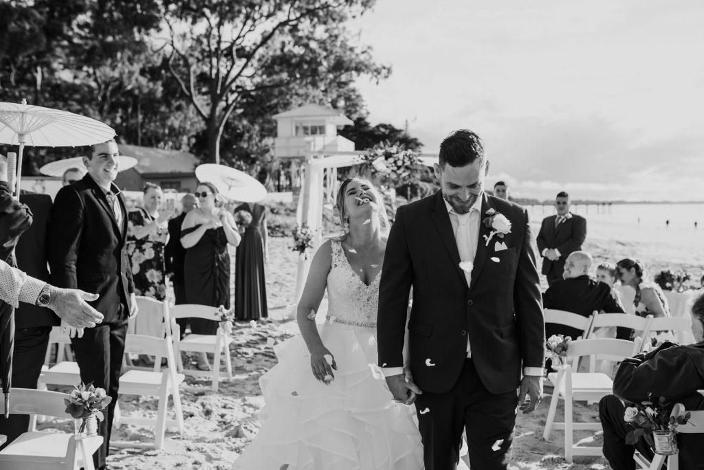 Wedding of Mat and Jess